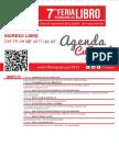 Agenda Cultural FIL 2015