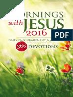 Mornings With Jesus Sample