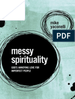 Messy Spirituality Sample