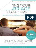 Saving Your Marriage Before It Starts Sample
