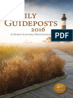 Daily Guideposts 2016 Sample