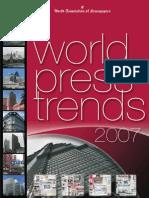 world press trends 2007