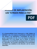 Modelo de Implantación de Rs