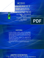 Ácido Cianhídrico y Compuestos Cianogenéticos (2)
