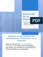 Desarrollo de la Empresa.pptx