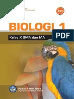 SMA_MA Buku BSE Biologi Kelas X