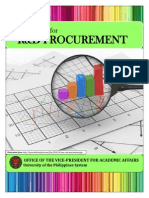The Guidebook for R and D Procurement