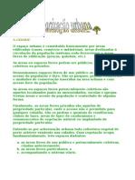 A CIDADE-Arborizaçao Urbana