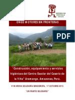Dossier y Marcha Aramango Def