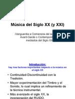 12385-Musica Del Siglo Xx y Xxi