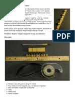 Magnetic Linear Acccelarator