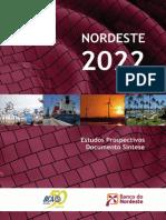Nordeste 2022 - Estudos Prospectivos Documentos Síntese