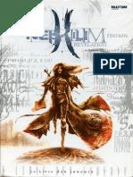 Nephilim Revelation - Le Livre Des Joueurs