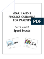 Phonic Booklet foR FIRST GRADE