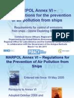 MARPOL Annex VI - ODS Presentation