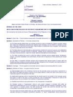 RA 10361 Domestic Workers Act or Batas Kasambahay