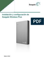 Seagate Wireless Plus -User Guide