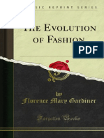 The Evolution of Fashion 1000001564
