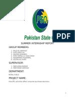 Final Report of 2015