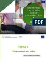 Fisiopatologia Del Dolor - Presentacion