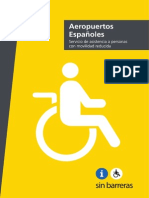 Folleto General Aeropuertos Españoles