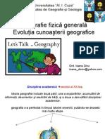 2 GFG. Evolutia Cunoasterii Geografice 29 Oct 2014 (1)