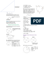 Resumen de Movimiento Circular