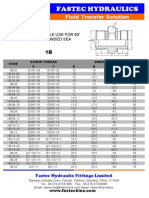 Fastec Pipe Fittings Iso Standard FOR SAAB SCANIA