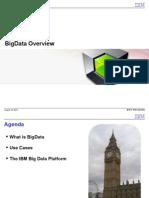 01 Bigdata Overview