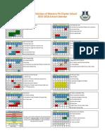 2015-2016 yswpcs academic calendar