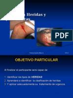 3. Asistencia Heridas y Quemaduras