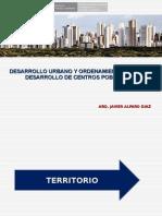 Desarrollo Urbano y Ordenamiento Para El Desarrollo de Centros Poblados - Mvcs - Copia