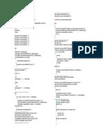 Resumen de Java