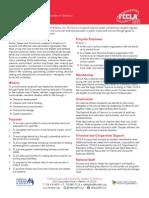 fccla info sheet