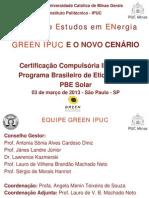 Apresentacao Green 2013 Workshop Abrava