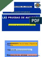 Pruebas de Auditoria-uncp-julio 2015