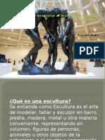Dinamica 2 Escultura Abstraccion