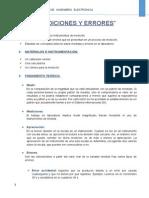 1er Informe de Fisica( Mediciones y errores)