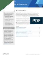 VMware Professional Services Portfolio