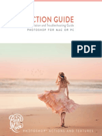 PTM Photoshop Actions Guide