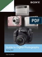 Sony Guide to Digital Photo DSCFG_Spring2007_LR1