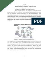 System pelaksanaan Jaringan Wireless area Metropolitan (MAN)