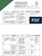 Dosificacion Matematicas Primero 2013-2014