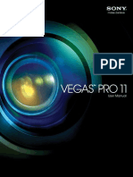 Vegaspro11.0 Manual Enu