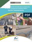 Pautas Eval Ex Post Sector Saneamiento Mef Snip 2012