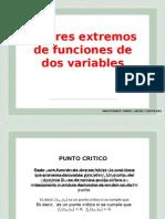 VALORES-EXTREMOS