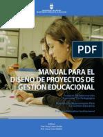 Manual Para El Diseño de Proyectos de Gestión Educacional.compressed