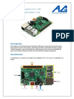 Guia de Introduccion a Raspberry Pi B+
