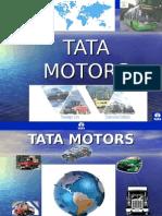 TataMotors Presentation by Sarvjeet