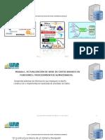 Actualización de Base de Datos Basado en Funciones y Procedimientos Almacenados.